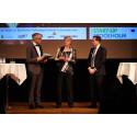 Johnny Sundin intervjuar Ulla Hamilton, Borgarråd (m), Stockholms stad och Mats Torstendahl, vice VD, SEB
