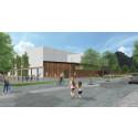 Arcona bygger ytterligare en idrottshall i Huddinge