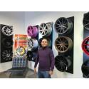 Mello Stjärnan Mendez i samarbete med ABS Wheels
