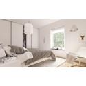 Visualisering av sovrum