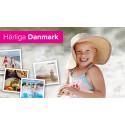 Danmark är årets semestermål 2016