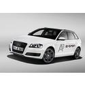Exklusiv visning av nytt e-tron koncept från Audi i samband med Globe Forum 2011