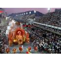 Karneval i Rio: Gå amok i sambarytmer