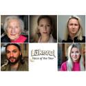 Här är de nominerade till Läkerol Voice of the Year 2018 – Med sina röster har de utmanat, skapat debatt och gjort skillnad