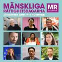 Nu släpps stora delar av programmet till  Mänskliga Rättighetsdagarna i Jönköping!