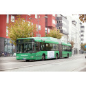 Ändrade körvägar för bussarna i Malmö den 11 december 2016