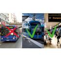 Kraftigt begränsad busstrafik under Stockholm Marathon