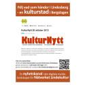 Följ vad som händer i Lindesberg - en kulturstad i Bergslagen