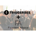 Triggerbee & Founders Alliance inleder partnerskap