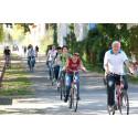 Sju kommuner prioriterar cyklister framför bilister