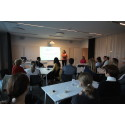 Corporate sustainability experts join Lithuanian professionals in Sweden