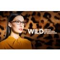 Riktiga leoparder, zebror och krokodiler i Smarteyes nya kollektion Wild.