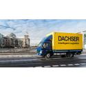 Dachser leverer med elektriske lastebiler