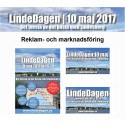 LindeDagen 10 maj: Fem veckor kvar
