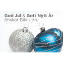 God Jul önskar Bilvision!