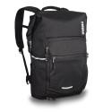 La gamme Thule Pack 'n Pedal s'enrichit de deux nouveautés : le Thule Commuter Backpack et les Thule Shield Panniers