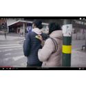 """""""Där är du, bakom mina fördomar"""" – ny kampanj från Fryshusets projekt Liv1"""