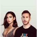 """Calvin Harris & Dua Lipa släpper singeln """"One Kiss"""" idag"""