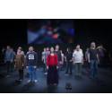Folkoperans Förklädd gud möter  lokala körer och orkestrar
