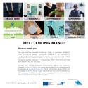 Invitation Hong Kong Southern Sweden Creatives