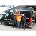 Hydroscands femtionde SlangExpress-buss rullar i Dalarna