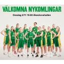 Alvik Basket välkomnar nykomlingarna till Åkeshov!