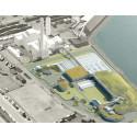 Öresundsverket i Helsingborg byggs över och möjliggör stadsutveckling i Oceanhamnen