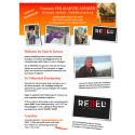 Samarbete mellan Monty Roberts Learning Center och Rebel´s of Sweden