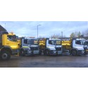 Gritting team at your service