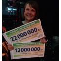 Plan International Sverige får 34 miljoner av Postkodlotteriet