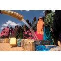 Ytterligare stöd till torkdrabbade i Somalia och Etiopien