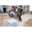 Kriget i Syrien 7 år – en enorm mänsklig tragedi