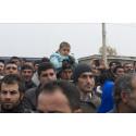 FN vädjar om fortsatt stöd till syriska flyktingar och deras värdländer