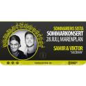 Succéduon Samir och Viktor är redo för Södertälje!
