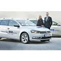 Volkswagen stöttar Bris i deras viktiga arbete