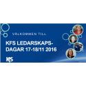 Premiär för KFS Ledarskapsdagar