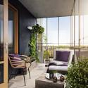 Stort intresse vid säljstarten av lägenheterna i HSB brf Strandängen vid Svartå Strand i Mjölby