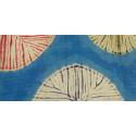 Japansk textil: knyta, vika, pressa på Östasiatiska museet