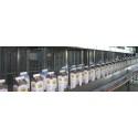 Ny brun mælkekarton beskytter mælken