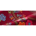 "Josef Frank's textile print ""Baranquilla"" returns to Svenskt Tenn"