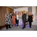 Young women's stroke support group wins top award