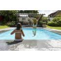 Hopp i murad och putsad pool