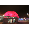 Scandic To Go till Globenområdet när NHL är i Stockholm