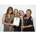 Årets finaste utmärkelse, Årets Sweden Hotels 2015, går till Hotel Continental