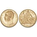 Christian IX, 50 francs / 10 daler 1904
