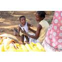 Miljoner barn riskerar att drabbas av svältkatastrofen i Sydsudan och på Afrikas horn
