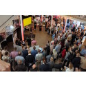 Konferens om den uppkopplade världen lockar rekordmånga deltagare