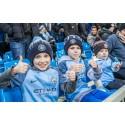 Nyhet! Ving utökar fotbollsprogrammet med Manchester City och Atletico Madrid