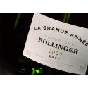 Sverigepremiär för årgång 2007 av Bollinger La Grande Année!