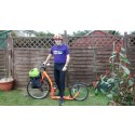 Local Hampshire resident to scoot 260 miles for stroke charity